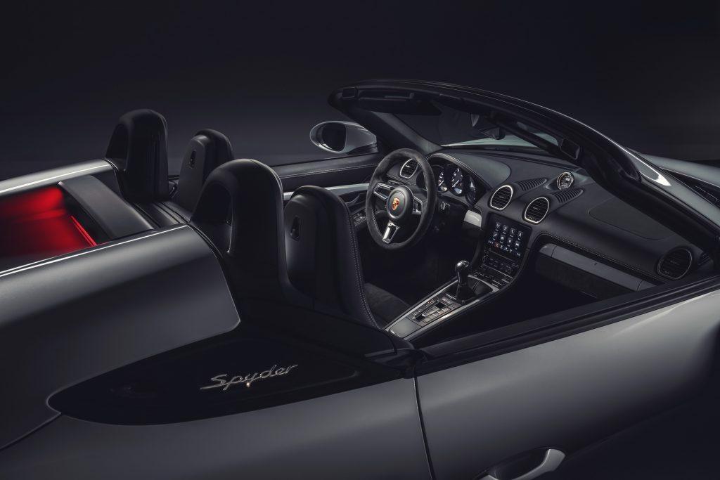 718 Spyder Foto: Porsche