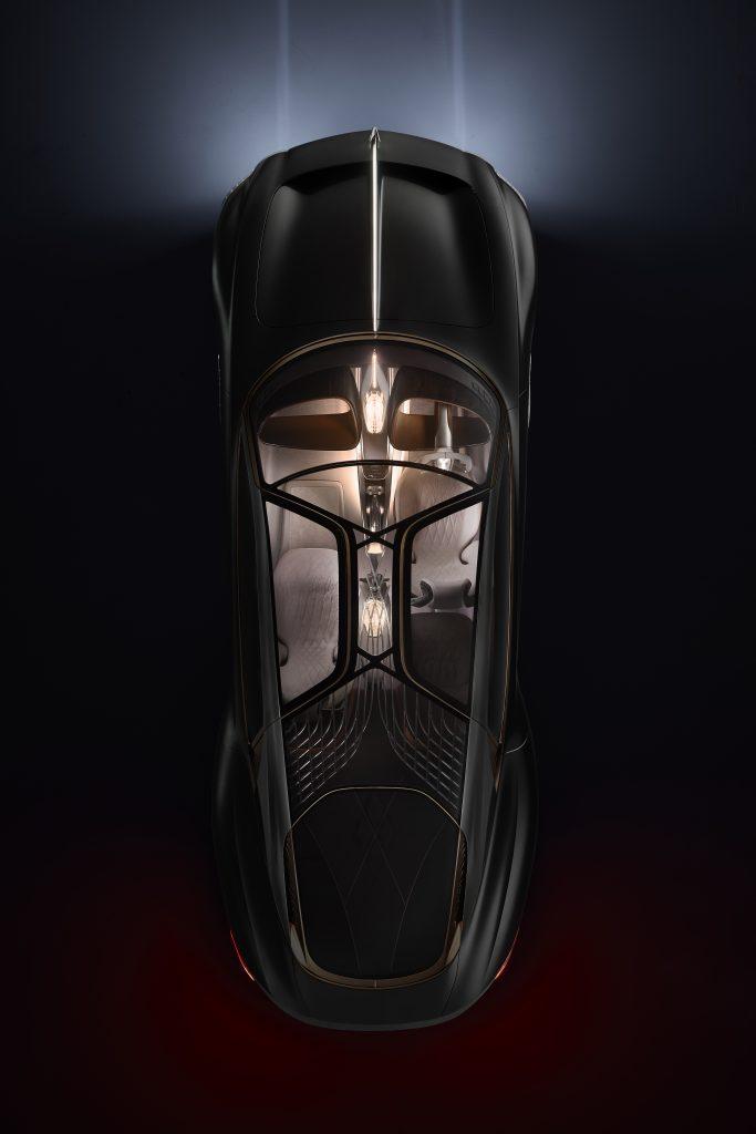 Bentley EXP 100 GT Foto: Bentley