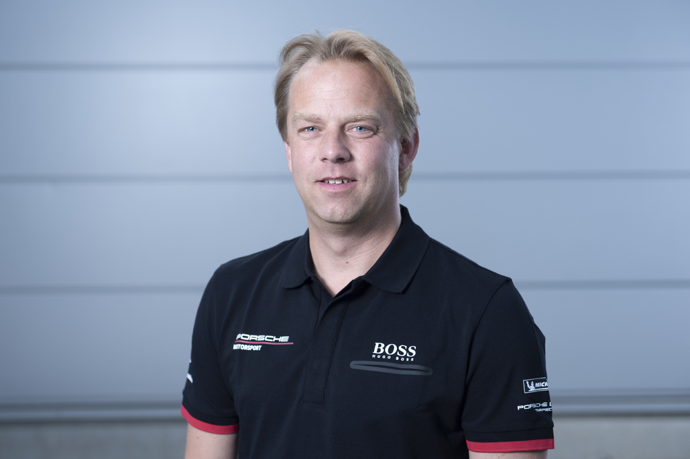Carlo Wiggers, Director Team Management & Business Relations Porsche Motorsport