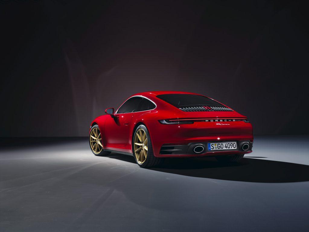 911 Carrera Coupé Foto: Porsche