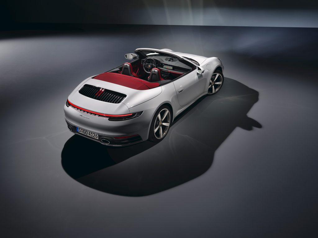 911 Carrera Cabriolet Foto: Porsche