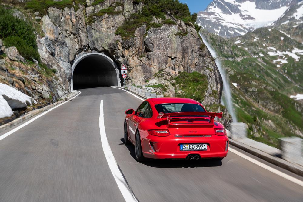 Porsche 911 GT3 (997.2, 2009-2011) Photo: Porsche