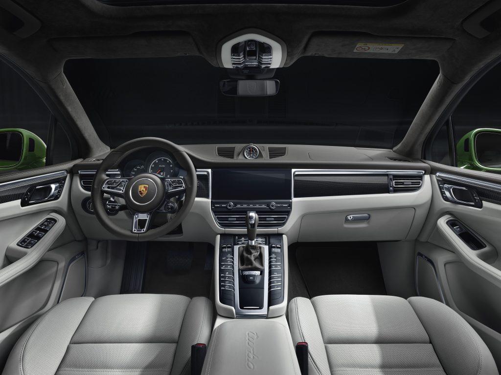 Macan Turbo Foto: Porsche